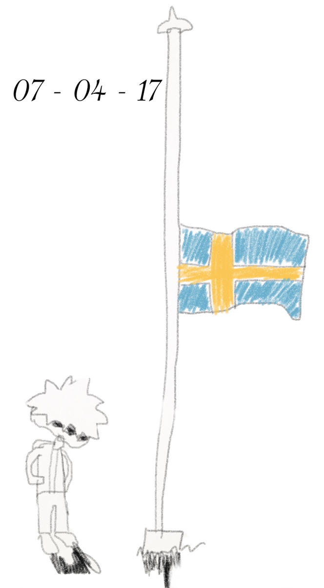 Pray for Sweden 07-04-17 by philipanimation