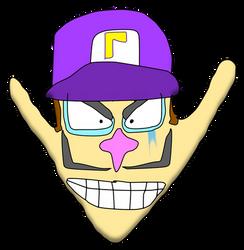 Waluigi for Smash? by philipanimation
