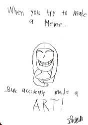 Meme art???
