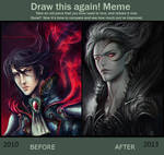 Draw this Again Challenge