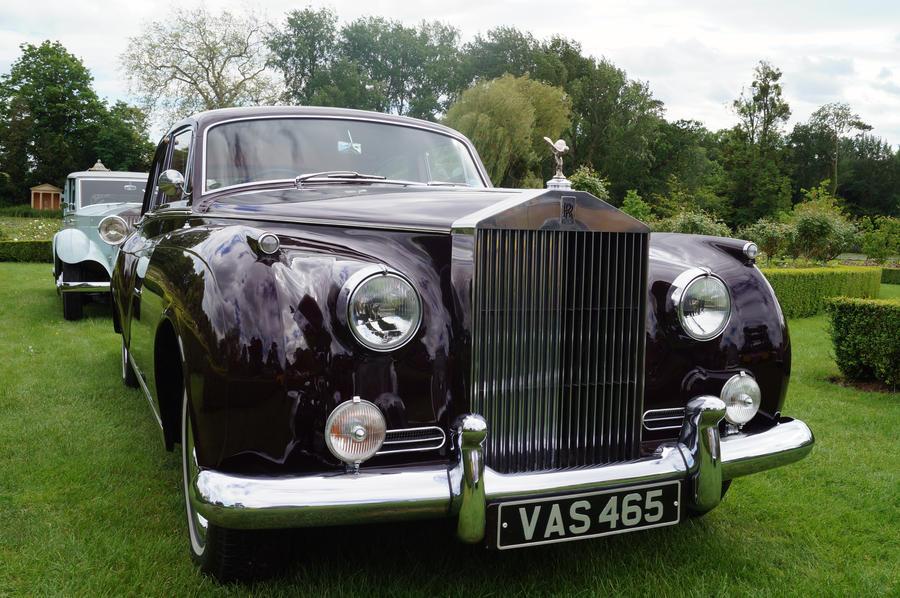 Rolls Royce I by Taking-St0ck