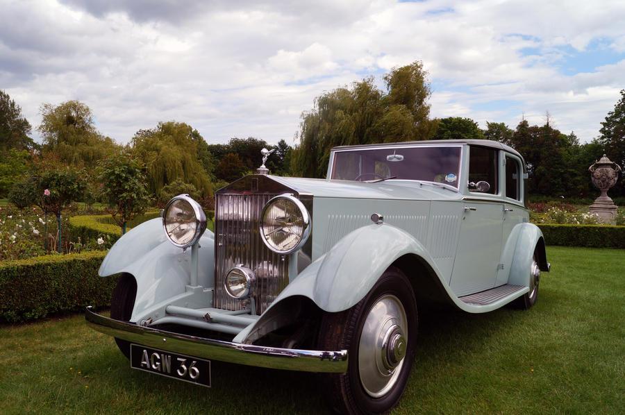 Rolls Royce II by Taking-St0ck