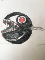 Killer Bite by letsjustdraw