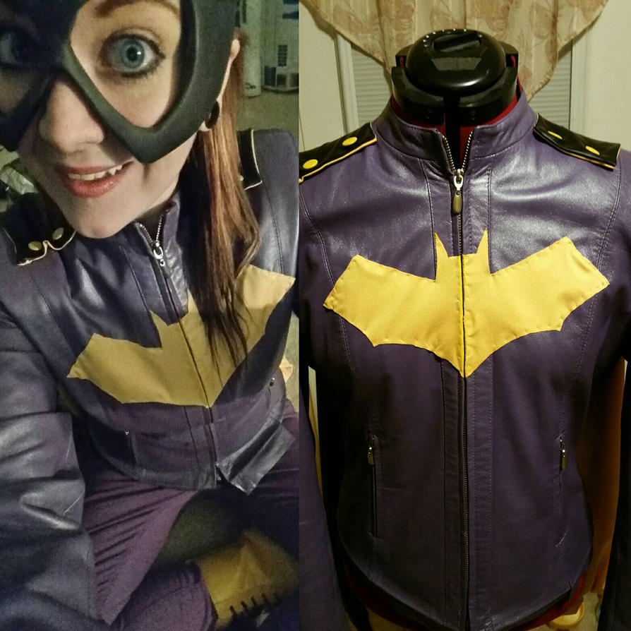 Batgirl WIP by KiMMERWiMMER