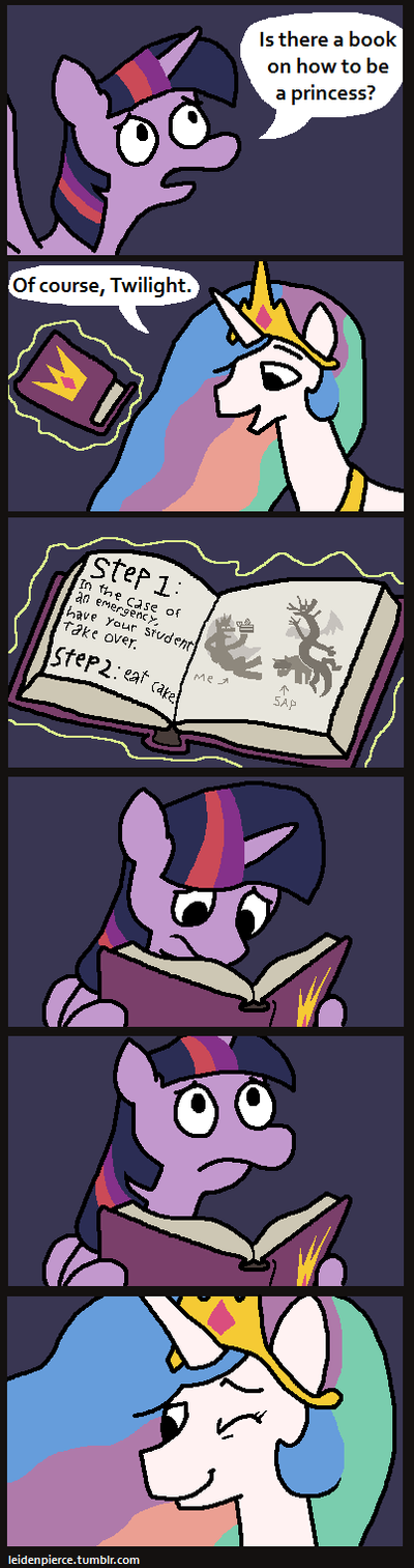 How To Be A Princess by LeidenPierce
