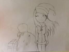 Sara The Santa