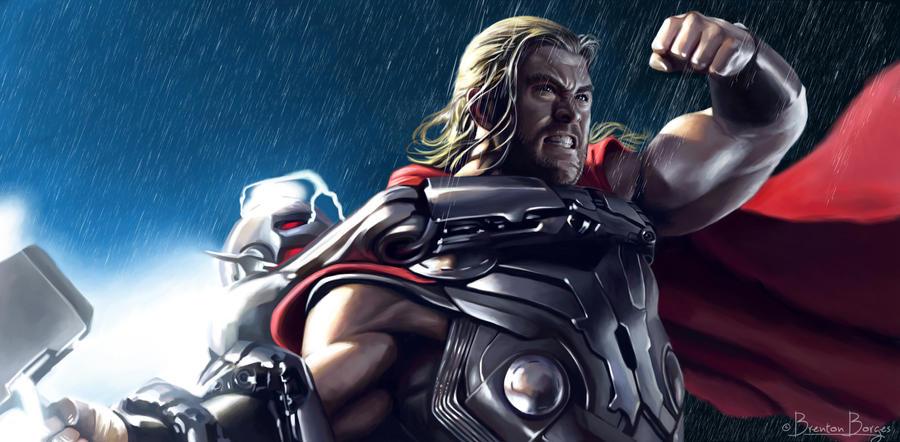 Thor by brentonmb