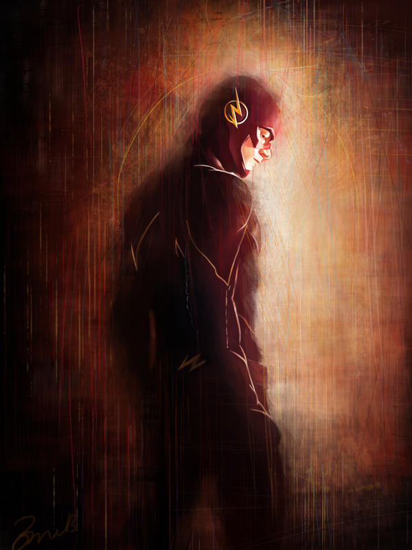 The Flash by brentonmb