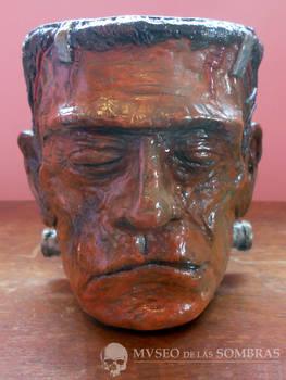 Tazon monstruo del Dr. Frankenstein