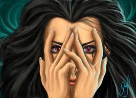 Hidden Face by Xmagician20X