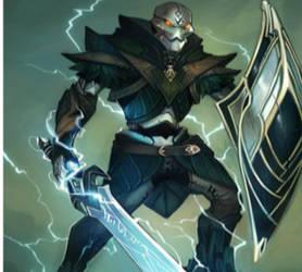 Warforged Primal Guardian Warden