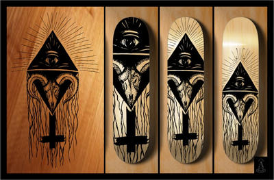illuminati by alecycowork