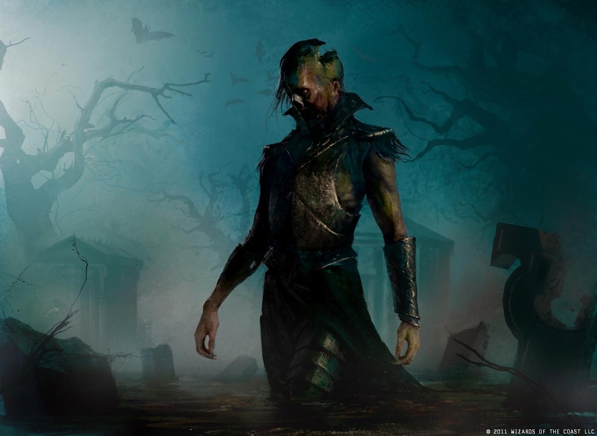 Zombie by IgorKieryluk