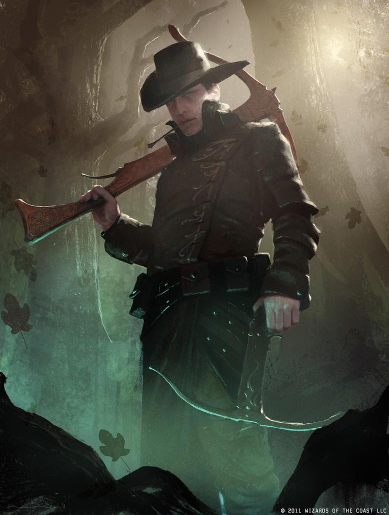 Elite Hunter by IgorKieryluk