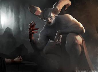 Demon 1 by IgorKieryluk