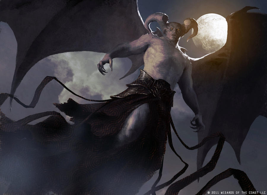Demon 2 by IgorKieryluk