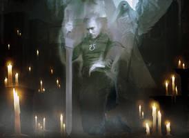 Geist of Saint Traft by IgorKieryluk