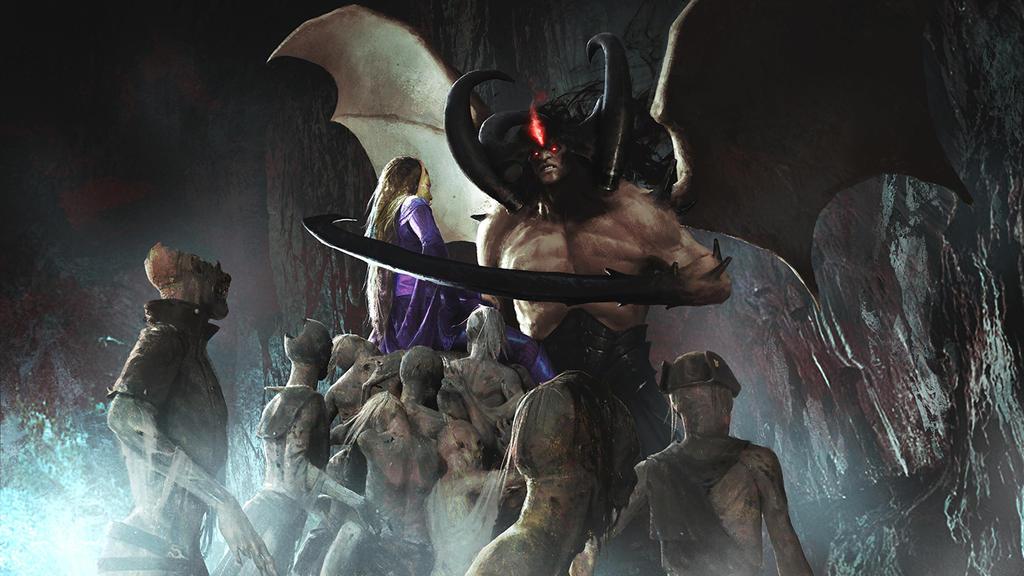 Dark Petition by IgorKieryluk