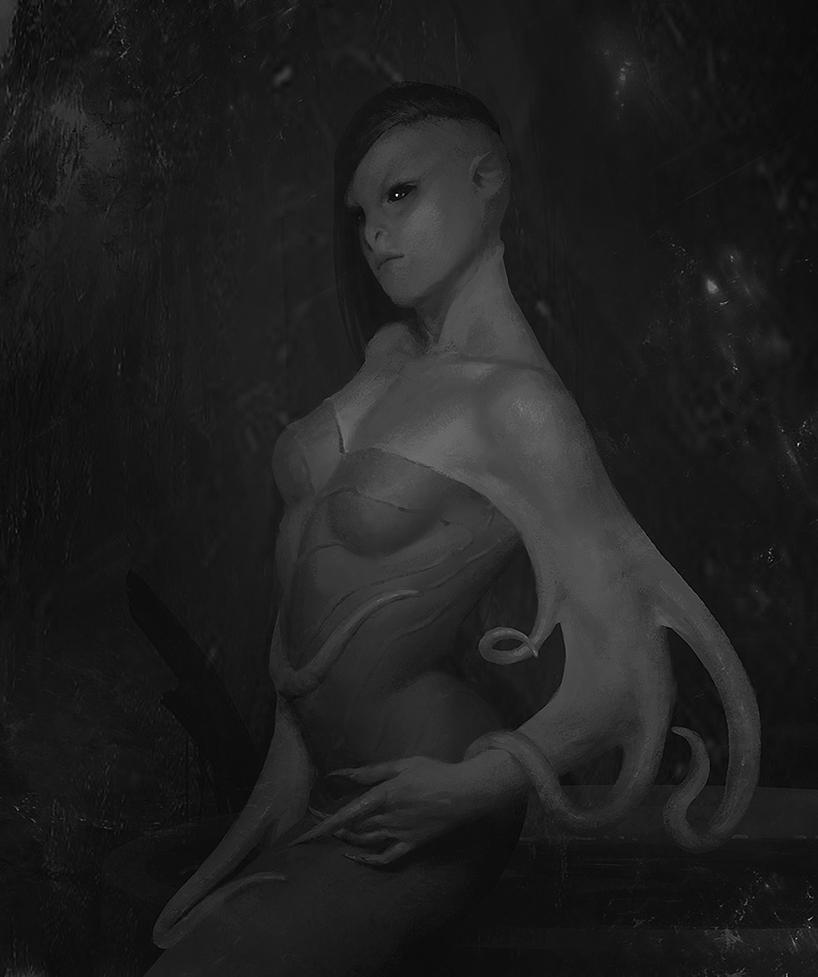 the fisherman's daughter by IgorKieryluk