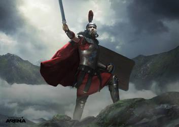 Total War: Arena promo stuff by IgorKieryluk