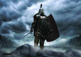 Total War: Arena promo stuff alt version by IgorKieryluk