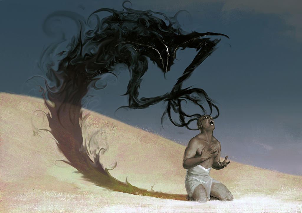 Amonkhet Mind Twist by IgorKieryluk