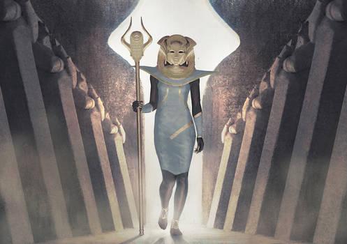 Amonkhet Containment Priest