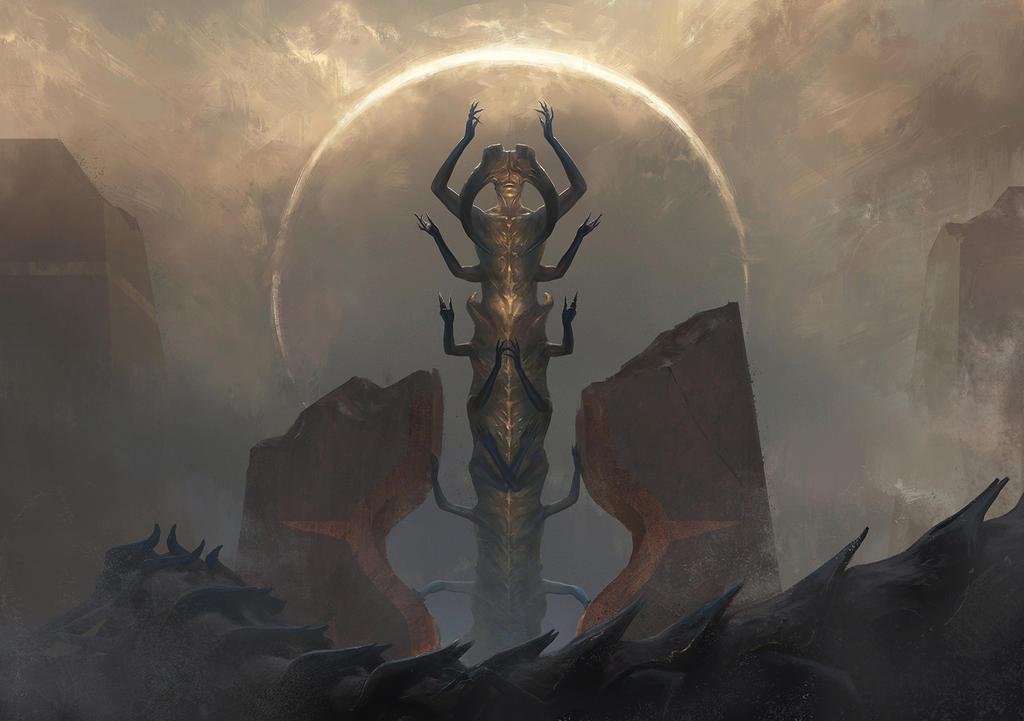 Avatar of Woe by IgorKieryluk