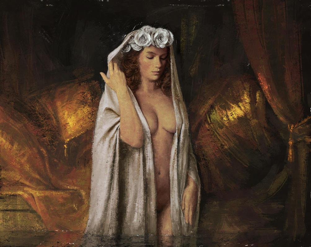 The Woman from Magdala by IgorKieryluk