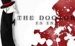The Doctor Is In : Wallpaper