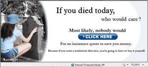 Edited Insurance Ad