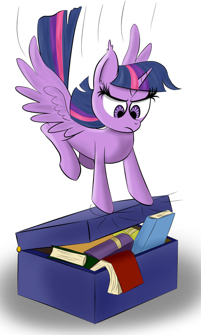 A Little Light Holiday Reading - Day 3 by MelonHunter