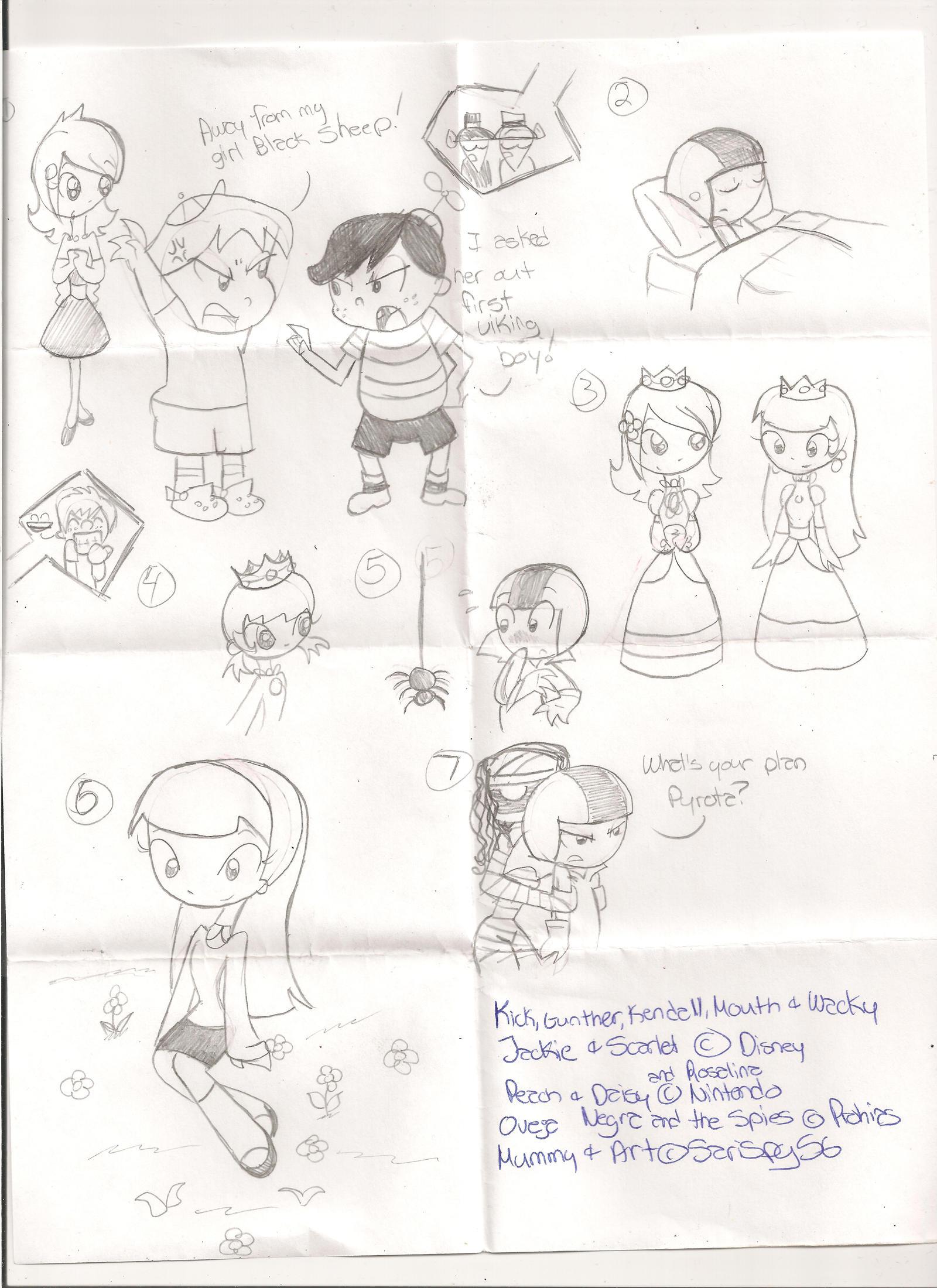 Sketch 005 by SariSpy56