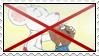 Anti DMxPenfold stamp by SariSpy56