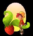 Pop's Strawberry