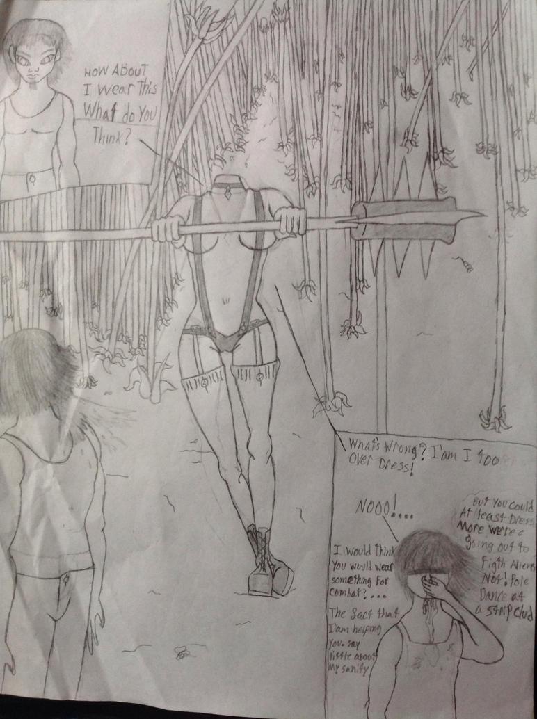 Fun with Pumkin Hunted by Bannikure