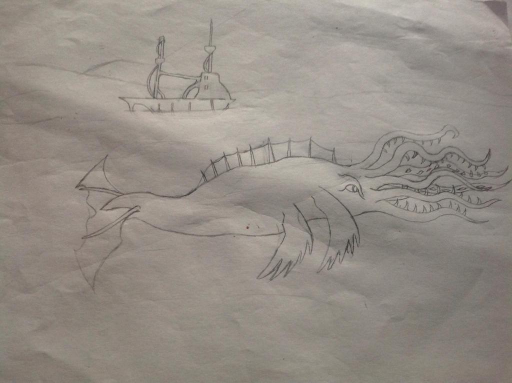 Nir'Malte or Phosphor Whales by Bannikure