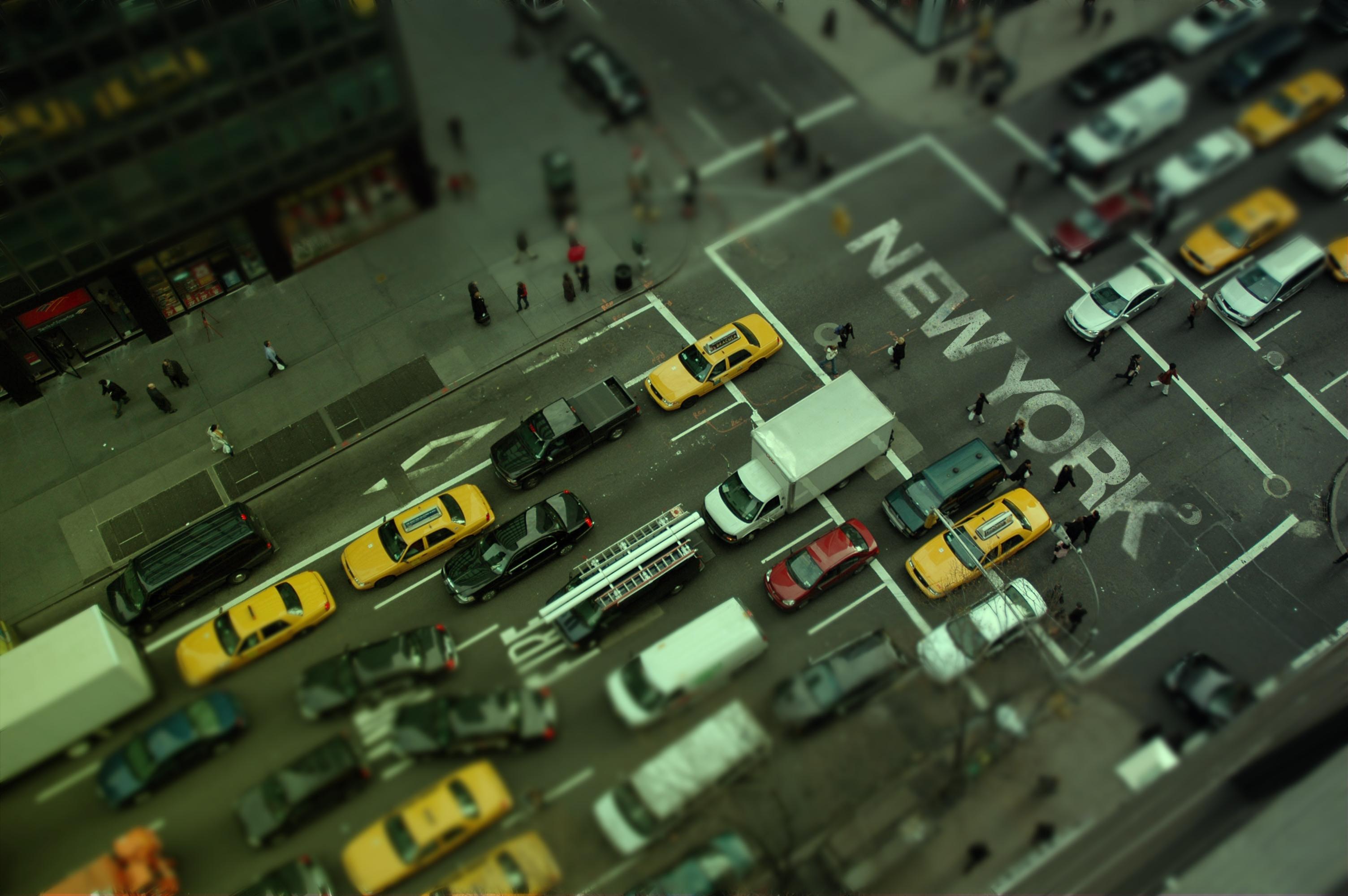 new york by Monoxidepr