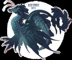 AC 2018 - Blue Spruce by ForeverFrosty