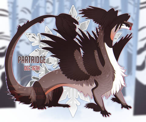 [AC 2019] Dec 16th - Partridge