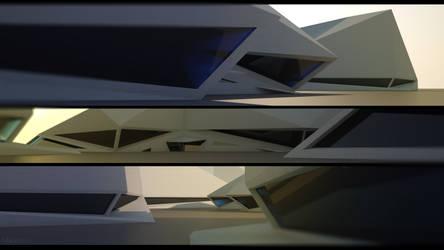 Architektur Konzept by Markus3dArt
