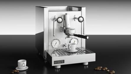 Espresso Maschine by Markus3dArt