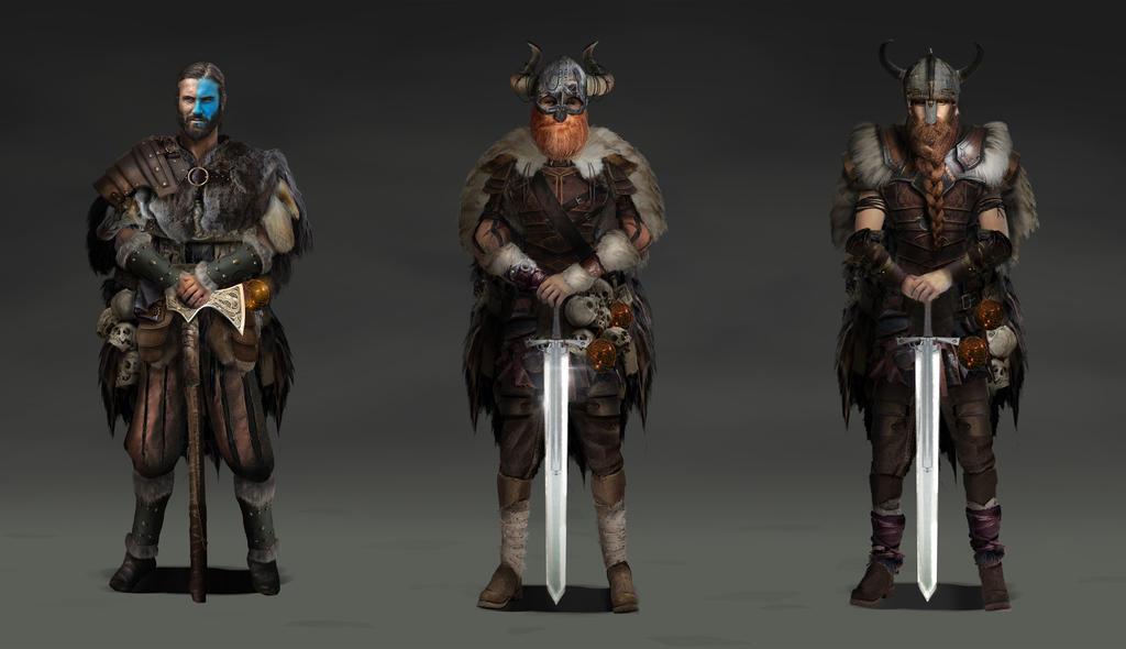 Barbarian by ogereye