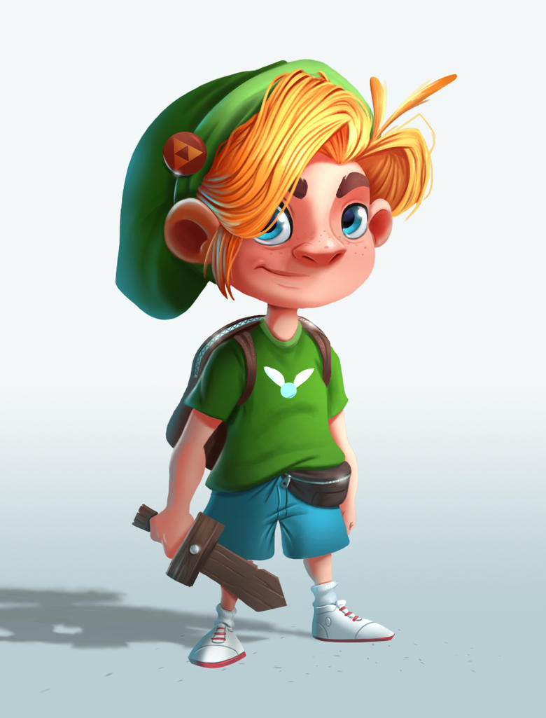 He's not Zelda :) by ogereye