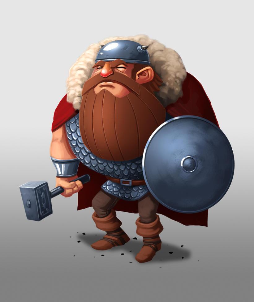 Viking by ogereye