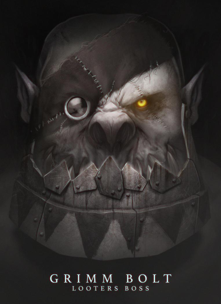 Grimm Bolt by ogereye