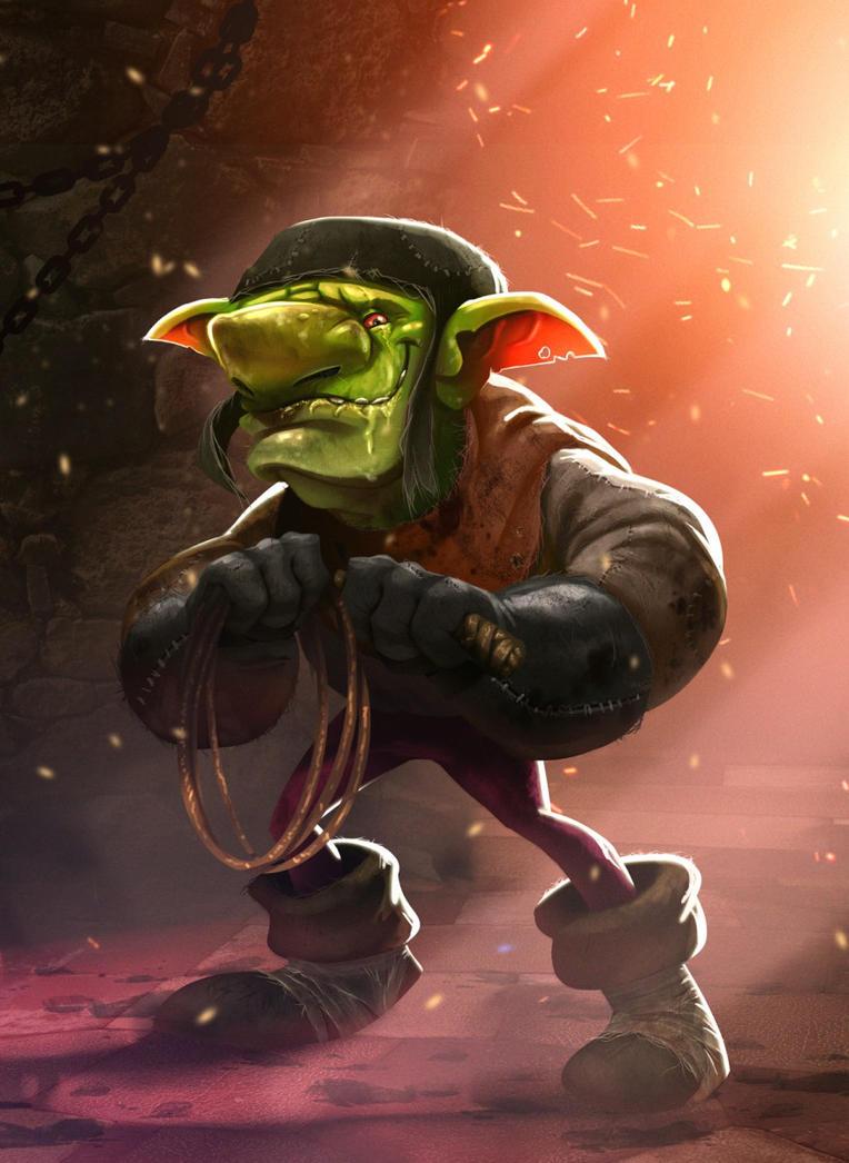 Goblin by ogereye