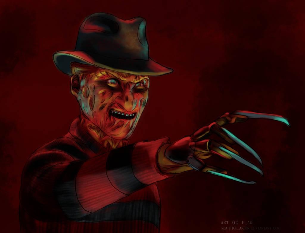 Spooktober 03: Nightmare on Elm Street