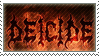 Deicide STAMP by 13surgeries