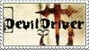 DevilDriver STAMP by 13surgeries